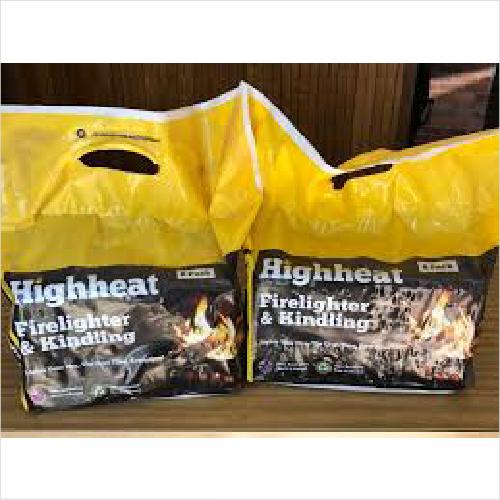 High Heat Quick Lights Firelighters