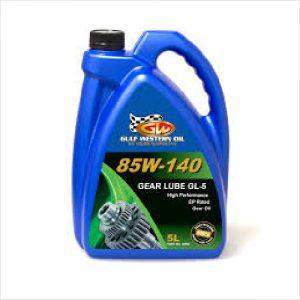 Gw Gear Lube 85w-140 5 Litre