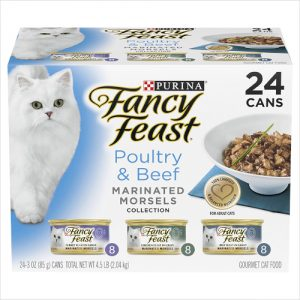 Ff Poultry & Beef Marinated Morsels Coll