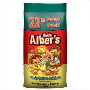 Uncle Alber's 22kg