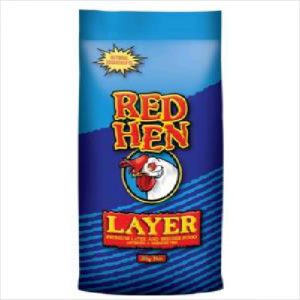 Red Hen Layer 20kg (blue)