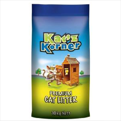 Katz Corner Cat Litter 10kg
