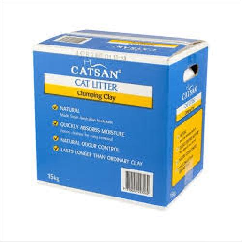 Catsan Ultra 15kg Clumping