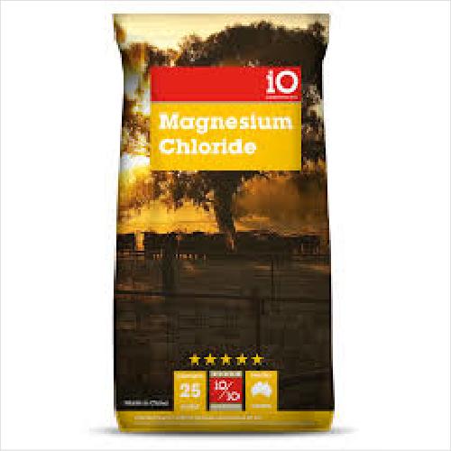 Magnesium Chloride Flakes 25kg