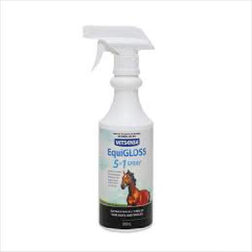 Cm Equigloss 5in1 Spray 500ml