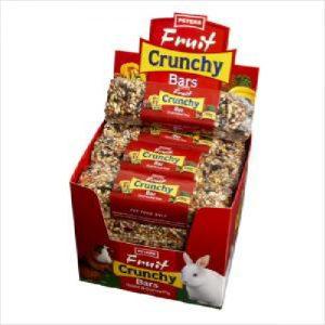 Peters Fruit Crunchy Bar 100gram