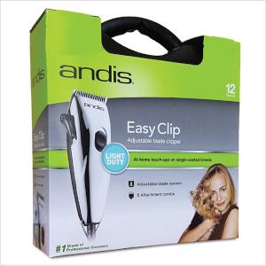 Andis Easyclip Light Duty Clipper