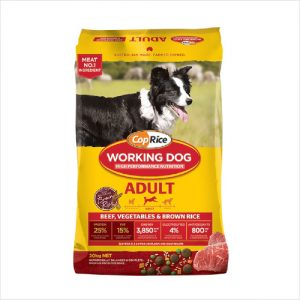 Coprice Working Dog Beef 20kg Red