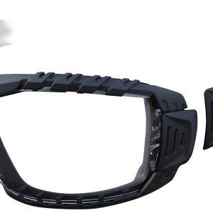 Maxisafe Clear Safety Glasses Evolve Ora