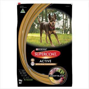Supercoat Adult Dog Active 18kg
