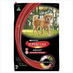Supercoat Adult Dog Chicken 18kg