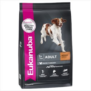 Euk Dog Adult Medium Breed 15kg
