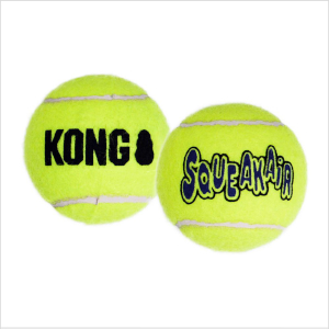 Kong Air Dog Squeakair Ball Large