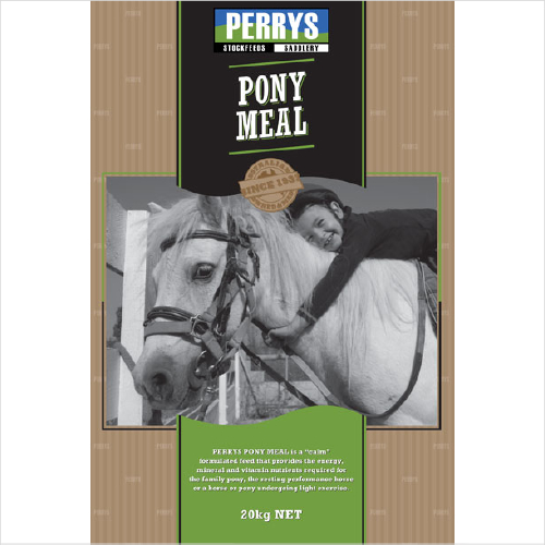 Perrys Pony Meal 20kg
