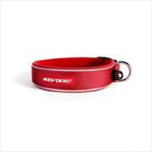 Ezydog Collar Classic M Red