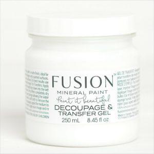 Fusion Decoupage & Transfer Jel 250ml