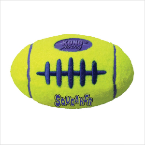 Kong Air Dog Squeaker Football Small