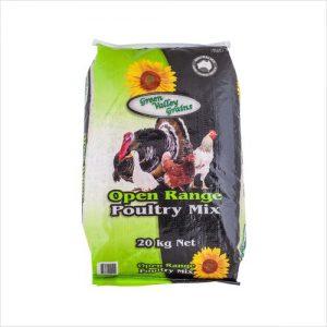 Gv Open Range Poultry Mix 20kg