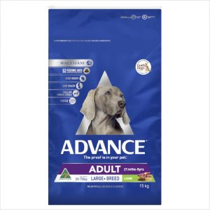 Advance Adult Large Breed Lamb 15kg