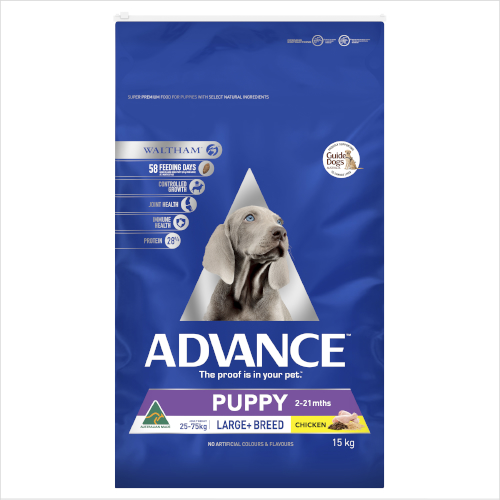 Advance Puppy Growth Lg Brd Ckn 15kg