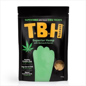 T B H Superior Hemp Quinoa Carrot