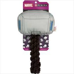 Marvel Thor Hammer Dog Toy