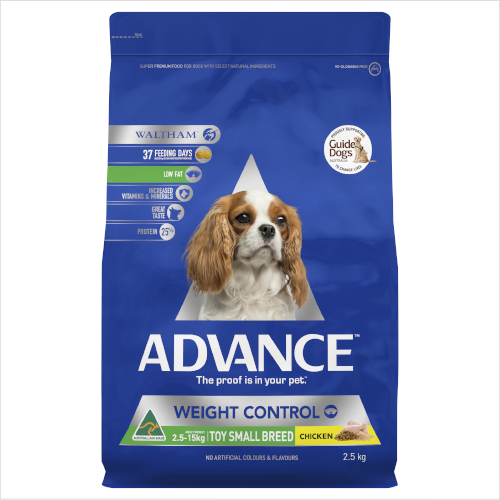 Advance Weight Toy/sm Bre 2.5kg